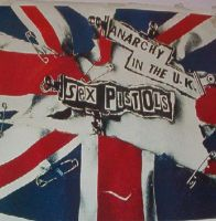 sex pistols poster by bad-duck