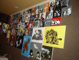 Winter-Spring Art 2010-2011 by Stencils-by-Chase