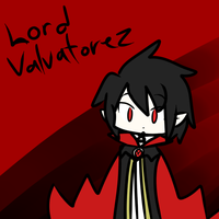 ALL HAIL LORD VALVATOREZ by MaidenGaia