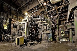 Electric Arc Furnace by ZerberuZ