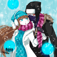 [League of Legends:] Feel the cold in ur veins. by AquaLeonhart