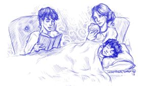 The Herondale Family by lizthefangirl