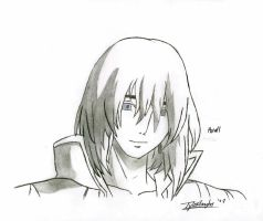 Howl from howls moving castle by Soki-n-Kat