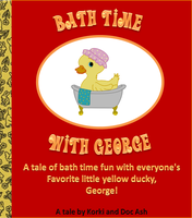 Bath Time with George by DOC-Ash1391