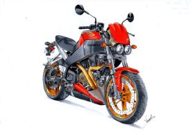 Buell XB12 S by vsdesign69