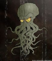 The Octopus by pkk2size