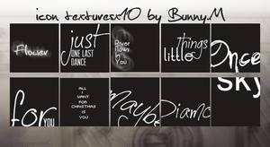 icon textures_Bunny.M by BunnyMan5