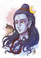 Maha Shivaratri by In-Sine