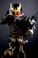 Kamen Rider Kuuga Ultimate Form 2 by kuugadave