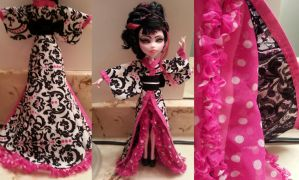 Monster High Custom, LaLa by simplysteffie