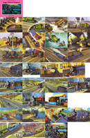 12. The Eight Famous Engines (1957) by ChipmunkRaccoon2