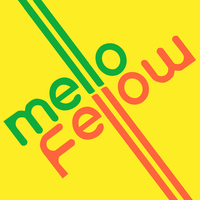 Mello Fellow. Parody of Mello Yello logo. by xxdigipxx
