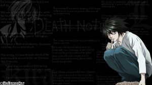 Death Note Wallpaper by PatriceBerthe