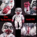 Ghilan Ghoul baby Doll Zombie by Undead-Art