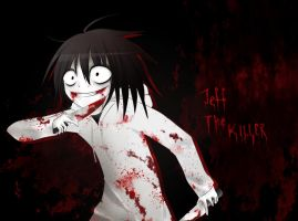 Jeff The Killer by ShinDeizu760