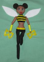 Bumblebee Doll by Sner2000