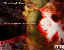 NIN - Bleedthrough by Confused4