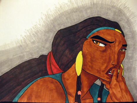 The Prince of Egypt: Surprised Pity (color, take2) by mtman318