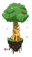 As Long As There's An Apple Tree by CloudDG