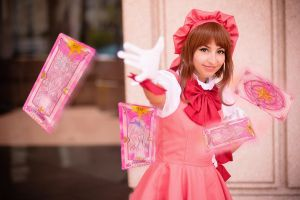 Card Captor by stillreflection