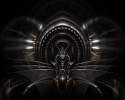 Queen of the trance by vlda