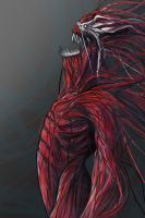 A man with a talent like Carnage by zafroghippo