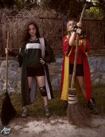 Its time to Quidditch by altugisler