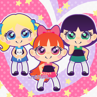 Powerpuff Girls by Miss-Glitter
