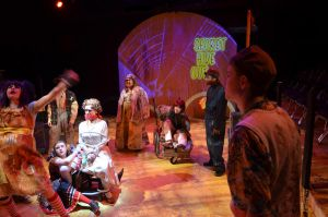 Urinetown UV by HGriffin