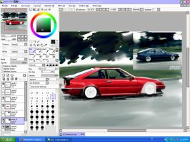 WIP2 S12 200SX Nissan by taytayisawesome