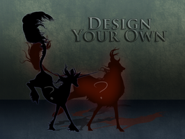 Design Your Own - TWI Fawnling Auction by Ehetere