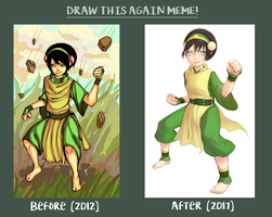 Draw This Again Meme by danpurin