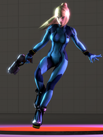Zero Suit Samus by Yare-Yare-Dong