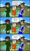 Aang Talks Too Much by QueenMomi-chan