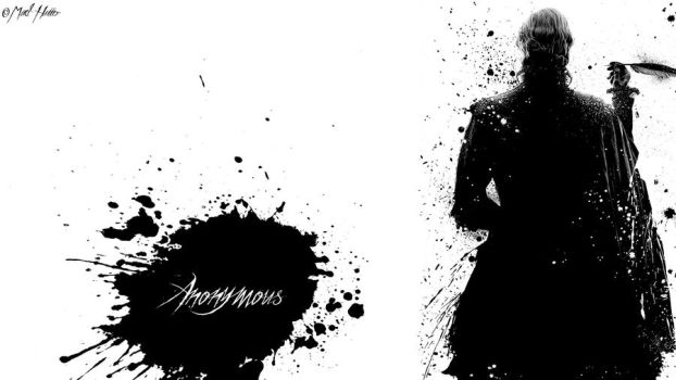 Anonymous by madhutter