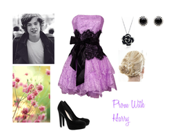 Prom With Harry by curlymonster14