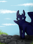 AT : Sky Watch by therealtwilightstar