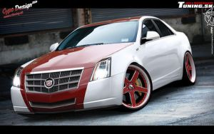 Cadillac CTS by CypoDesign