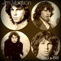Jim Morrison by ShyMelody