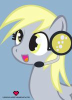 Derpy on Skype by ladypixelheart