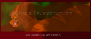 Once You dream It. by Kittencu