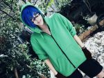 Le Wild Kaito Appears by Fallen-san