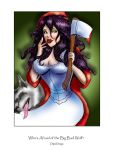 Lil Red Riding Hood by montalvo-mike