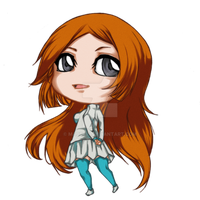 .Nonki.Goodies+Bleach Orihime by SoH-DA