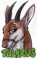 Talarus Badge by bingles