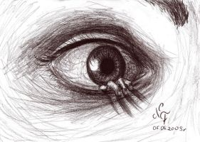"Eye from ""The Eye"" by Natiaaa"