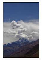 Aconcagua Clear Sky by unAmerican
