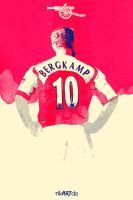 Bergkamp Highbury Legend by riikardo