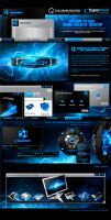 DarkMatter: Subspace Theme by skinsfactory