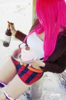 Drunken Binge - Jewelry Bonney by otakitty